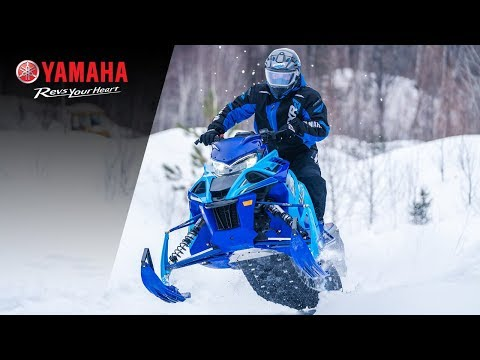 2020 Yamaha Sidewinder L-TX LE in Mio, Michigan - Video 1
