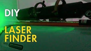 DIY Telescope Laser Finder (for $3)