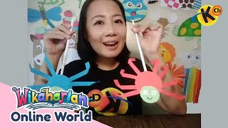 Grade 2 Filipino | Alamat ng Gagamba | Wikaharian Online World