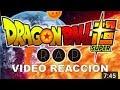 Dragón Ball Super Rap /Porta/ Video Reacción