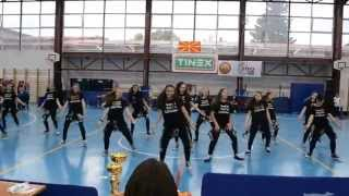 Keep UP With The AQUAshians | Junior Formation 3rd Place