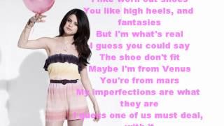 Perfectly - Selena Gomez - Lyrics