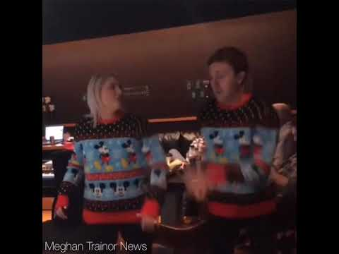 Meghan Trainor And Daryl Sabara Dancing Foolish
