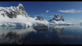 Antarctica like never seen before