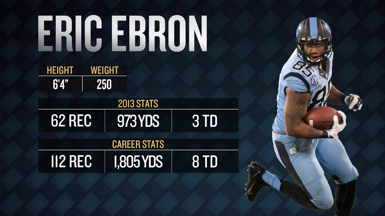 2014 NFL Draft: Eric Ebron Scouting Report thumbnail