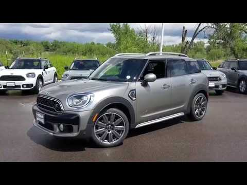 2017 Mini Cooper Countryman Fully Loaded, 19in Masterpiece Wheels