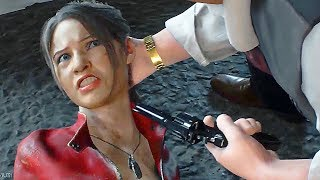Gameplay Claire Redfield
