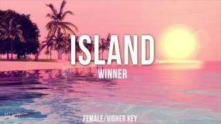 winner island instrumental - TH-Clip