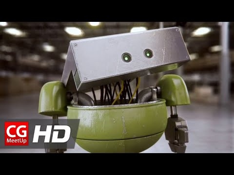 "CGI 3D Animated Short Film HD: ""Finito Short Film"" by Mauricio Bartok & Gabriel D'orazio"