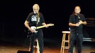 Cheech & Chong (Basketball Jones & Hippie Love Song) Hard Rock Casino, Van. BC.