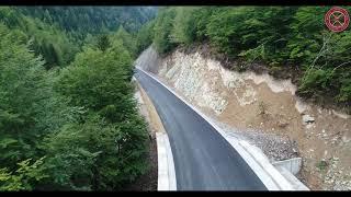 Radovi na rekonstrukcija puta Berane–Kolašin, dionica Lubnice-Jelovica, 25.08.2021