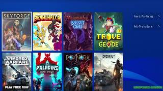 *NEW WORKING* FREE PS4 GAMES GLITCH (ANY GAME) PS STORE GLITCH 2018