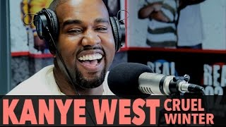 BigBoyTV - EXCLUSIVE: Kanye West Announces
