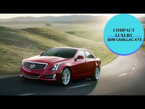 2018 Cadillac ATS Review - Compact Luxury Sedan - ZUBER CAR