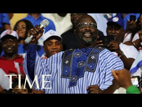 Former Soccer Star George Weah Wins Liberia's Presidency After Historic Election | TIME