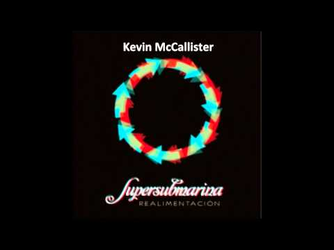 Kevin Mc Alister - Supersubmarina