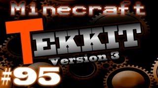 Minecraft Tekkit V3 Part 95 - Teleportation Trials