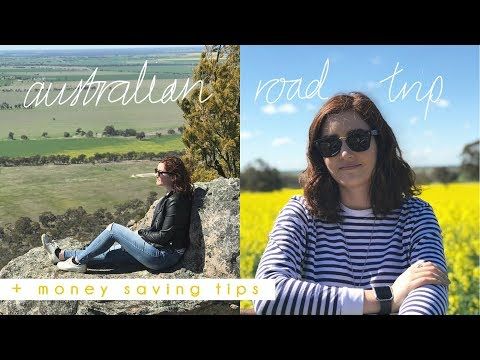 Australia Road Trip   5 Budget Road Trip Tips + Vlog