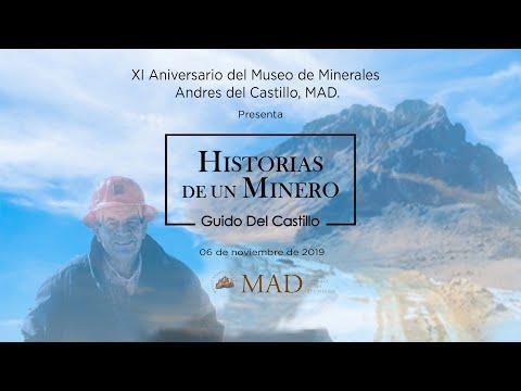 """Rector de San Marcos, Orestes Cachay destaca libro """"Historia de un Minero"""""""