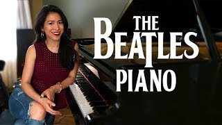 Ob-La-Di, Ob-La-Da (Beatles) Piano Cover | Very Dramatic Intro | Sangah Noona's Baby Sister?