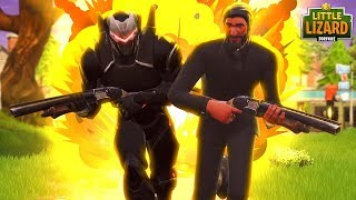 JOHN WICK AND OMEGA JOIN FORCES - FORTNITE SHORT FILMS
