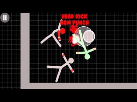 Видео Stickman Warriors