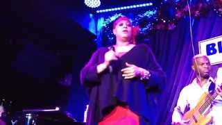 Lisa Fischer & Chris Botti- The Very Thought Of You @ Blue Note NYC 12/26/2012
