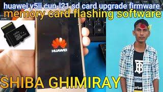 huawei cun l21 flash file sd card