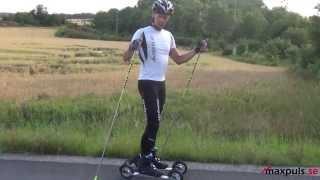Videofilmer för Inlines Nordic Skate