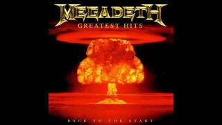 Megadeth-Greats Hits; Back to the start (Full Album) 2005