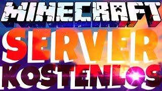 MINECRAFT SERVER ERSTELLEN KOSTENLOS IN MINUTEN UNENDLICH - Minecraft server kostenlos erstellen fur immer