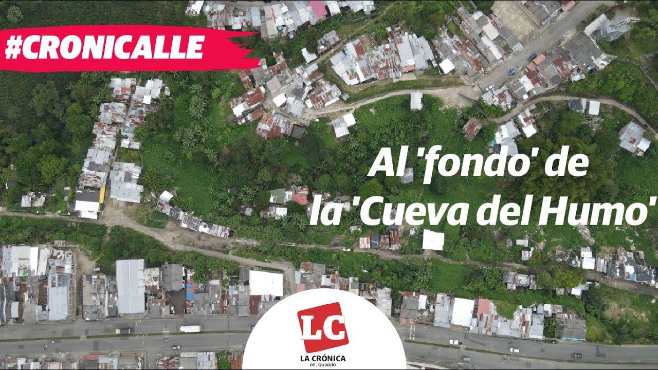 #Cronicalle | Al 'fondo' de la 'Cueva del Humo'