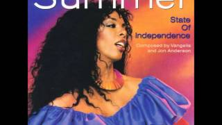 Donna Summer (Donna Summer Singles) - 02 - Love is Just a Breath Away