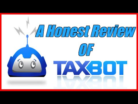 TaxBot Review - Organize Your Taxes Online!