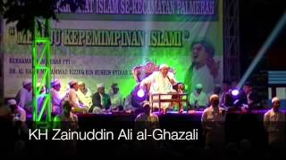 KH ZAINUDDIN ALI ALGHAZALI  JANGAN SAMPAI ISLAM HANYA TINGGAL NAMA