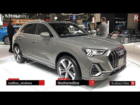 2019 Audi Q3 – Redline: First Look – 2019 NYIAS