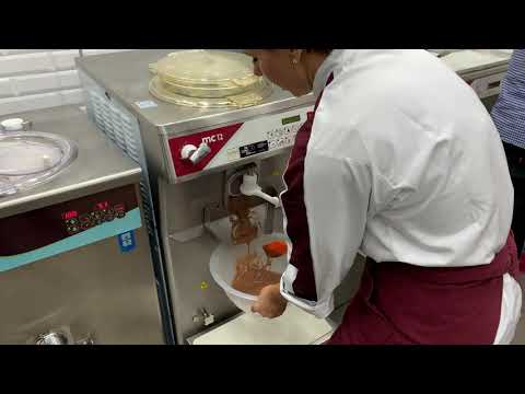 Gelateneo Athens - Multifunction Pastry & Ice Cream Machine Masterchef 12