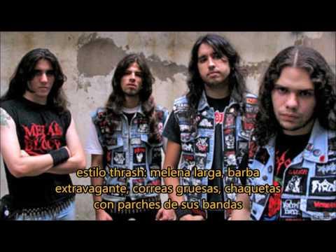estilo de ropa según el subgénero de rock o metal