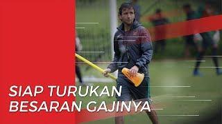 Demi Melatih Timnas Indonesia, Luis Milla Siap Menurunkan Besaran Gajinya