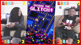 UH OH! CHEATER GETS EXPOSED! - Pac Man Endless Maze | Mobile Series Ep.3