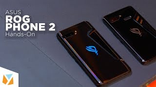 Asus ROG Phone II Hands-On, First Impressions
