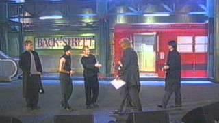 Backstreet Boys - Wetten Dass Shape Of My Heart & Interview