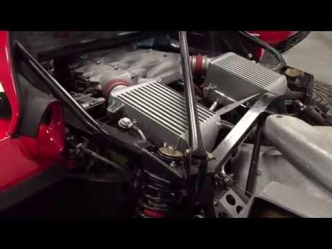 Ferrari 360 rough idle on cold start up - смотреть онлайн на