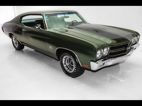 Video of '70 Chevelle - LU8N