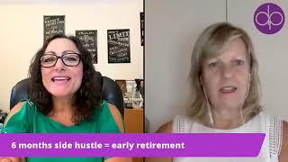 6 months side hustle = early retirement