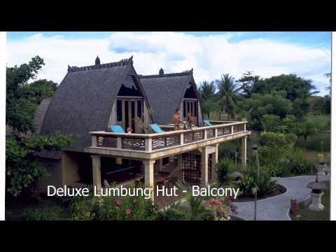 Hotel Vila Ombak, Gili Trawangan, Lombok, Indonesia (Official Video)