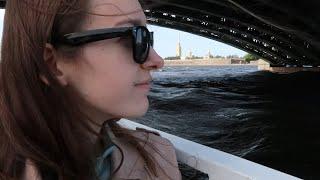 крыши и каналы Петербурга