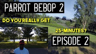 Review: The Parrot Bebop 2 refurbished  I got attacked by