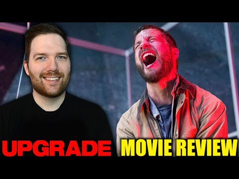 Upgrade – Movie Review