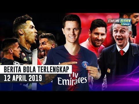 """RESMI Herrera ke PSG 👍 Ronaldo BUKAN Manusia 😱 Comeback MU Lawan Barca """"Solskjaer"""" (BERITA BOLA)"""